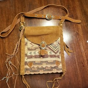 Lucky brand cross body
